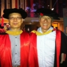 Welcome Dr Gary Low - Senior Visiting Research Fellow